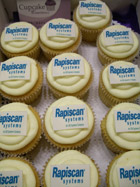 Rapiscan Systems Corporate Cupcakes