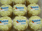 Telstra Corporate Cupcakes