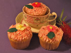 Robert Gordon cup and saucer gift pack with cup cake
